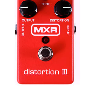 MXR Distortion III for sale
