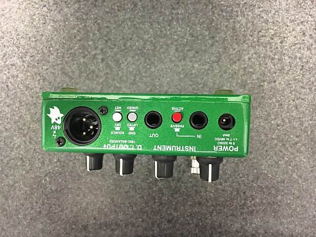 Aphex 1401 Acoustic Exciter User Review by axemanvr