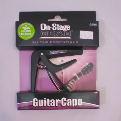 On-Stage GA100 Capo