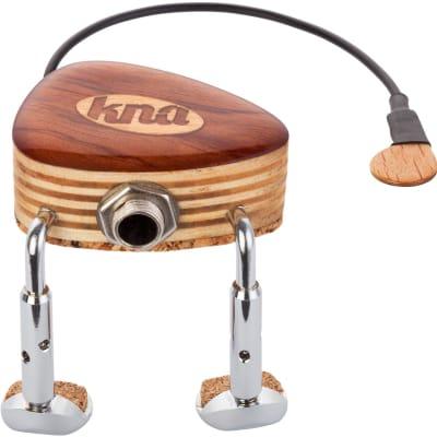 Kremona KNA VV-1 Portable Detachable Piezo Pickup with Jack for Violin and Viola for sale