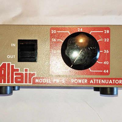 Altair PW-5 Power Attenuator