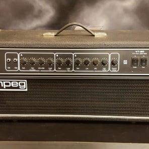 Ampeg VT-60 Tri-Ax Series 60-Watt Guitar Amp Head