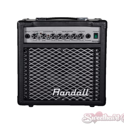 Randall RX15MBC 15 Watt RX Series Guitar Practice Amp for sale