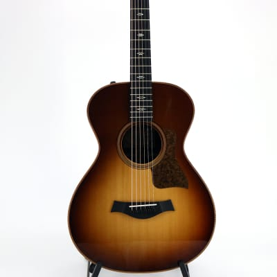 Taylor 712e 12-Fret Acoustic/Electric Grand Concert Guitar - 2017 Display w/ Case - Western Sunburst