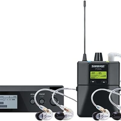 Shure PSM300 Pro Wireless Dual In-ear Monitor System - G20 Band image