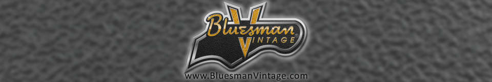 Bluesman Vintage