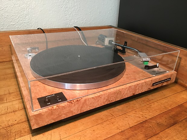 marantz 6110 turntable handmade chestnut burl audiophile reverb. Black Bedroom Furniture Sets. Home Design Ideas