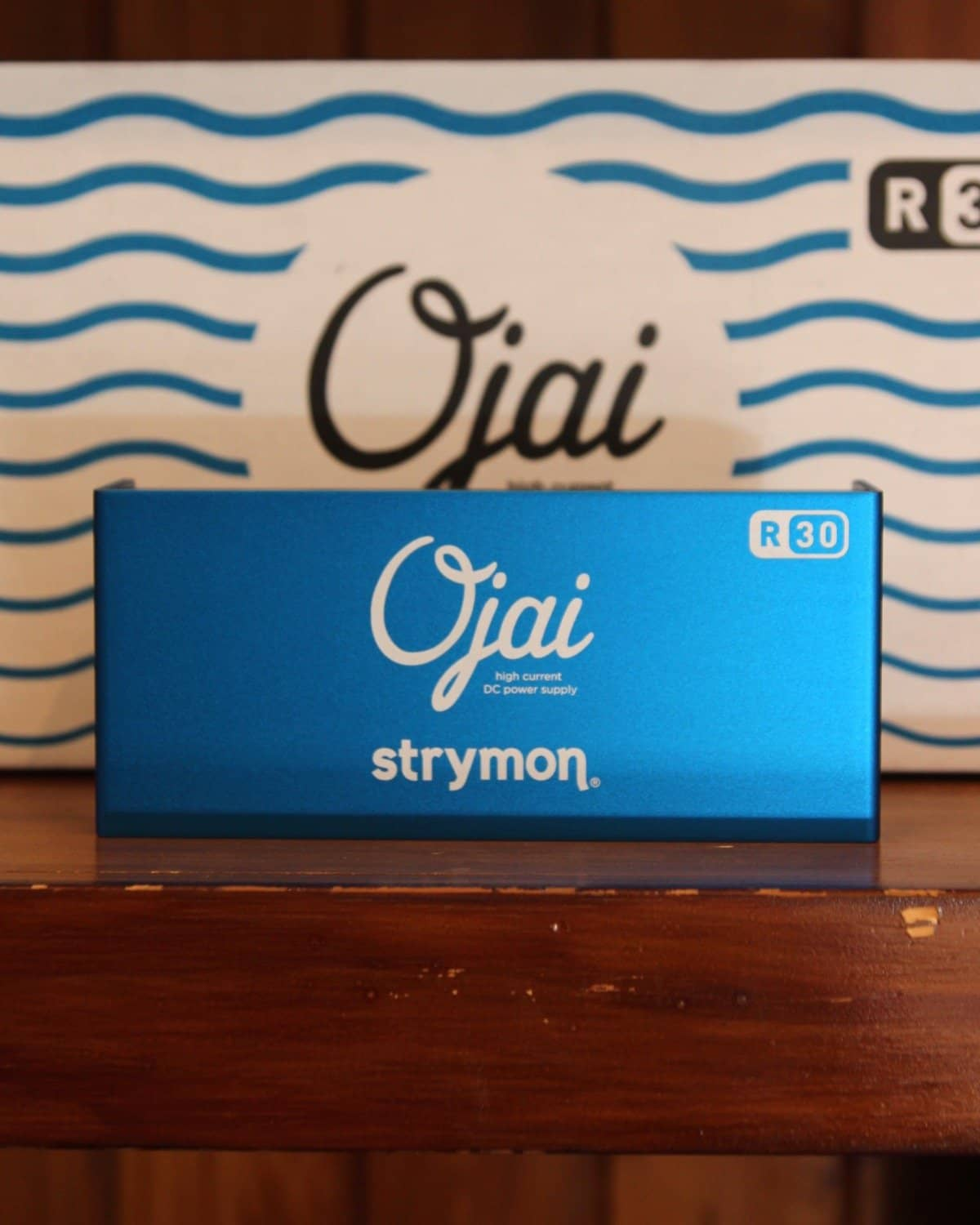 Strymon Ojai R30 Compact High Current Pedal Power Supply Reverb