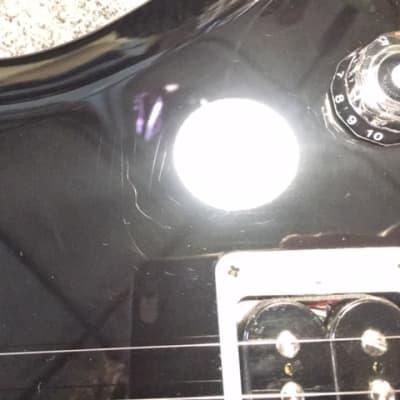 PRS Paul Reed Smith S2 Custom 22 Semi Hollow Guitar, Rosewood Fretboard, Black