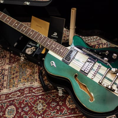 Duesenberg Alliance Mike Campbell 2018 Green/White for sale