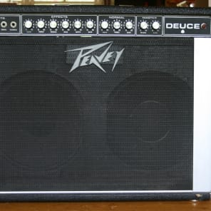 Peavey Deuce 212 BK Series 240T 120-Watt 2x12 Guitar Combo
