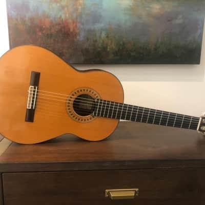 Tom Blackshear  Classical Guitar Rodriguez Concert Model 2013 French polish for sale