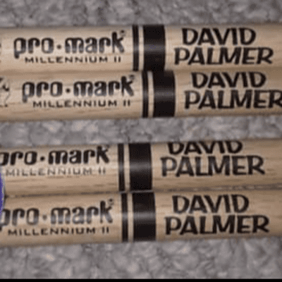 5b Pro-Mark 2 new matched pairs of Promark millennium II drumsticks