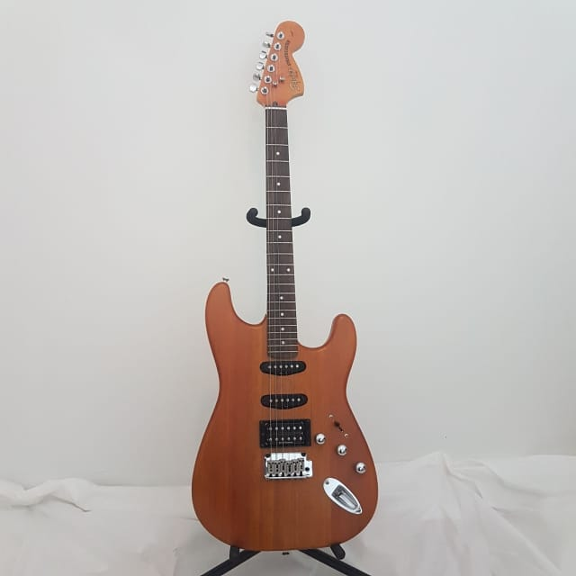 Squier Trans Fat Stratocaster HSS 2005 image