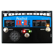 Radial Tonebone JX-2 Pro Switchbone ABY Amp Switcher