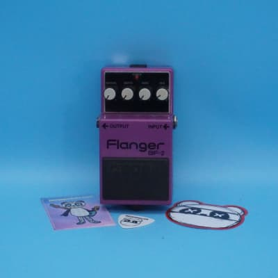 Boss BF-2 Flanger | Pink Label (PSA version) | Fast Shipping!
