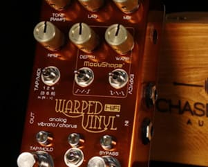 Chase Bliss Audio Warped Vinyl HiFi CSP