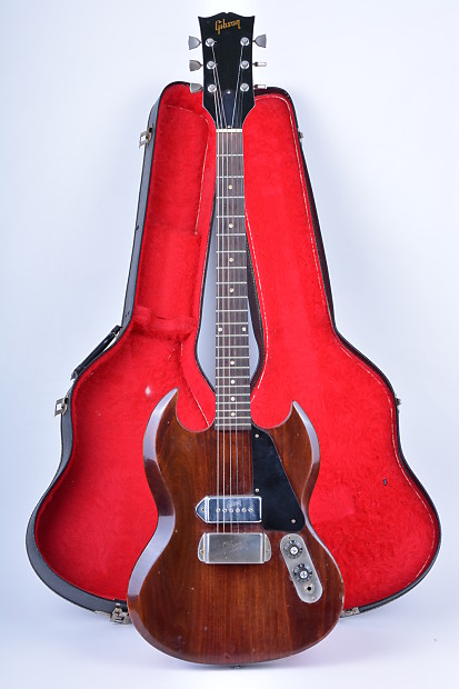 Gibson Sg 100 1971 Cherry Great Guitar At A Sweet Price