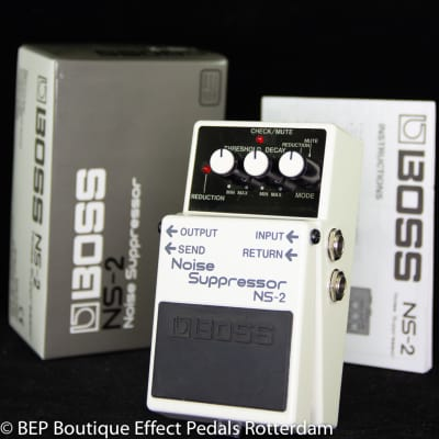 Boss NS-2 Noise Suppressor 2001 s/n FP12620