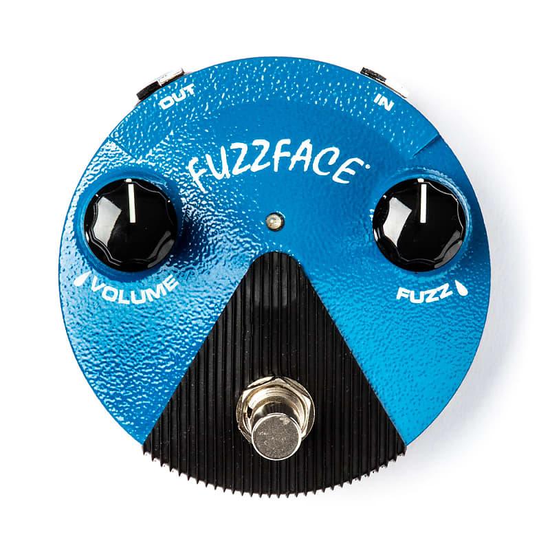 Dunlop FFM1 Silicon Fuzz Face Mini Distortion Effects Pedal