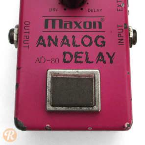 Maxon AD-80 Analog Delay