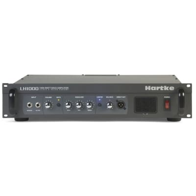 Hartke LH1000 1000 Watt Bass Head for sale