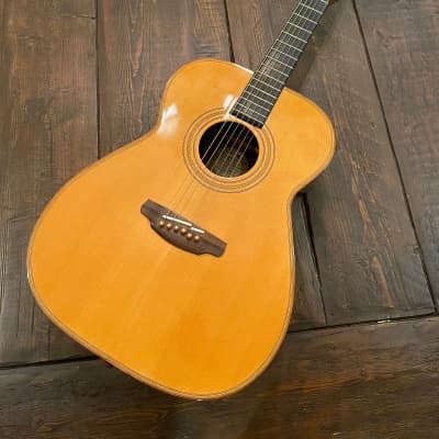 Andy Manson Sandpiper 1982 Spruce and rosewood for sale