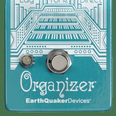 EarthQuaker Devices Organizer Polyphonic Organ Emulator V2
