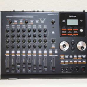 TASCAM DP-02 Digital Portastudio 8-Track Recorder