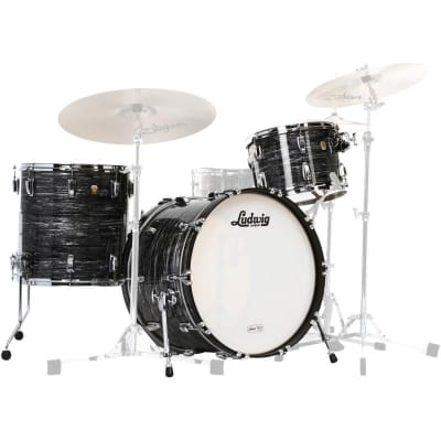 """Ludwig Classic Maple Fab Shell Pack 22""""/16""""/13"""""""