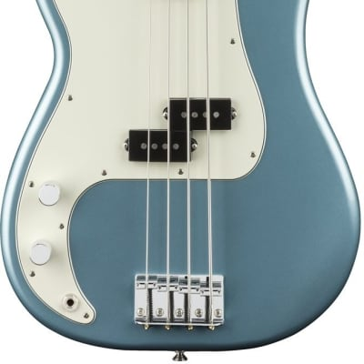 Fender Player Series Precision Bass Left-Handed, Tidepool for sale
