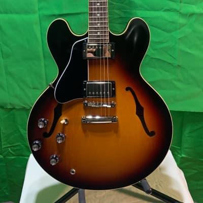 Gibson Memphis ES-335 Dot Satin Left-Handed 2020