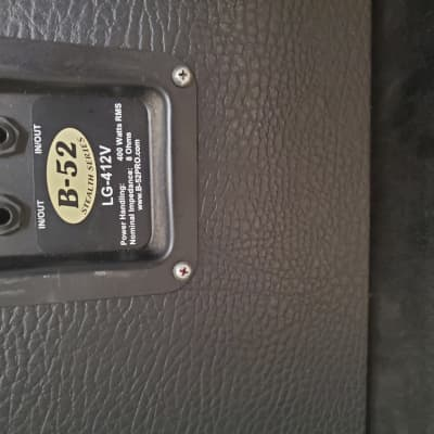 B-52 LG 4x12 Stealth for sale