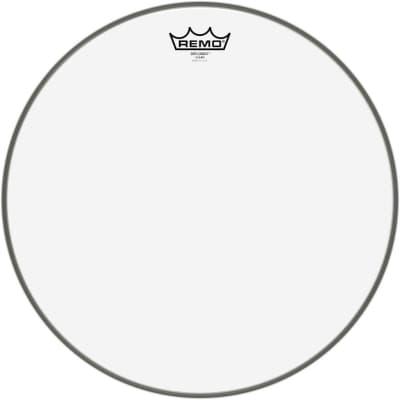 """Remo - BD031600 - Batter, DIPLOMAT, Clear, 16"""" Diameter"""
