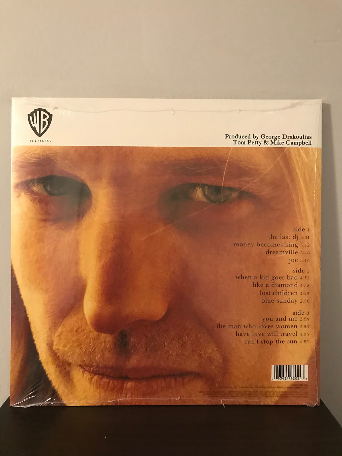 Tom Petty And The Heartbreakers - The Last DJ - Vinyl