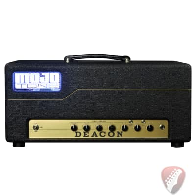Mojotone Amps Deacon 2-Channel 50w Head for sale