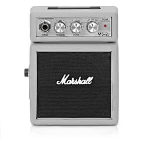 Marshall MS-2SJ Silver Jubilee 1-Watt Battery Mini Amp