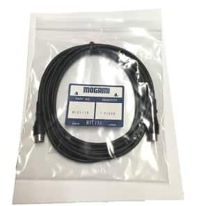 Mogami MIDI Cable 10 ft. - W2948