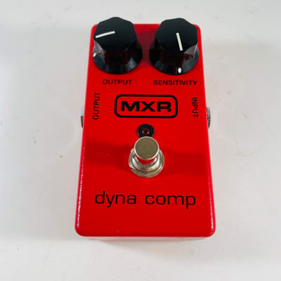 MXR M102 Dyna Comp 2010s Red *Sustainably Shipped*