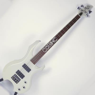 ESP Henkka Blacksmith FRB-4 STD (New old stock) 2011 Aged Ivory