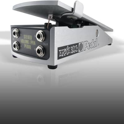 Ernie Ball 6165 Stereo/Pan Volume Pedal - Open Box