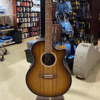 Cole Clark  All Blackwood Sunburst Angel 2 - S/N 19118017