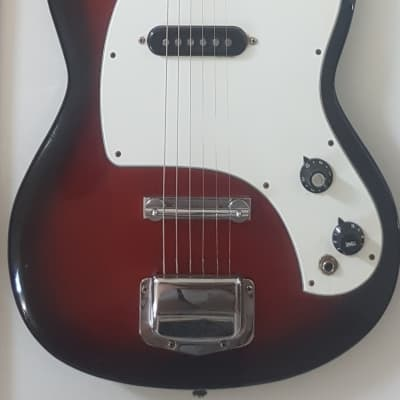 Vintage Arbiter 1960s Cherry Sunburst for sale