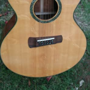 Kinscherff High Noon 12 String Serial # 255 natural for sale