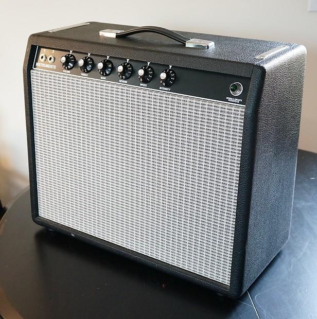 Mojotone Blackface Princeton Reverb Clone - Fender AA1164 with Jupiter 10SC  Speaker