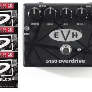 dc0e1d6a697 MXR EVH 5150 Overdrive Guitar Effects Pedal Eddie Van Halen True Bypass ( 3  FREE DUNLOP