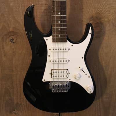 Ibanez GRX40Z GIO Electric Guitar HSS Black