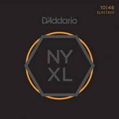 D'Addario NYXL Regular Light 10-46 Guitar Strings