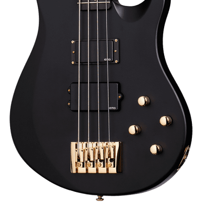Schecter Johnny Christ Bass Satin Black for sale