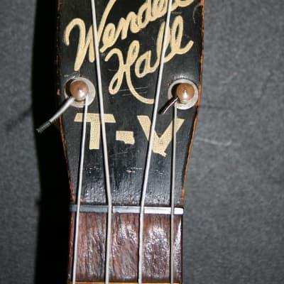Regal Wendell Hall TV ukulele concert size for sale